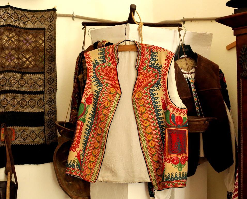 costume populare arefu