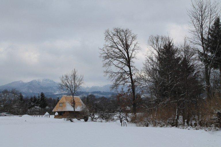 casa din vale
