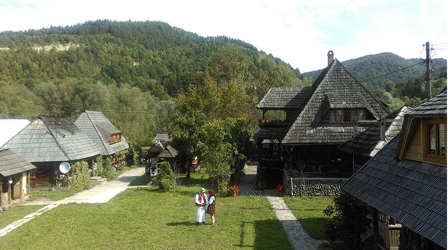 casa traditionala borlean