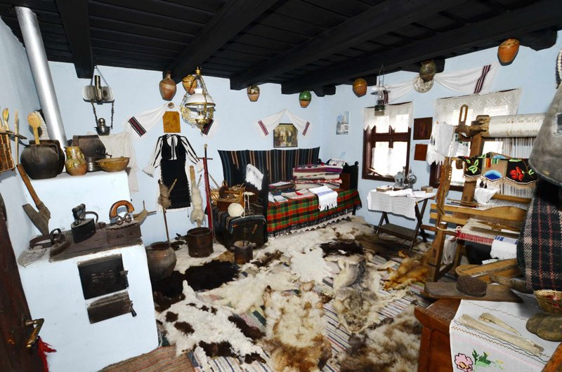 casa traditionala pesteana