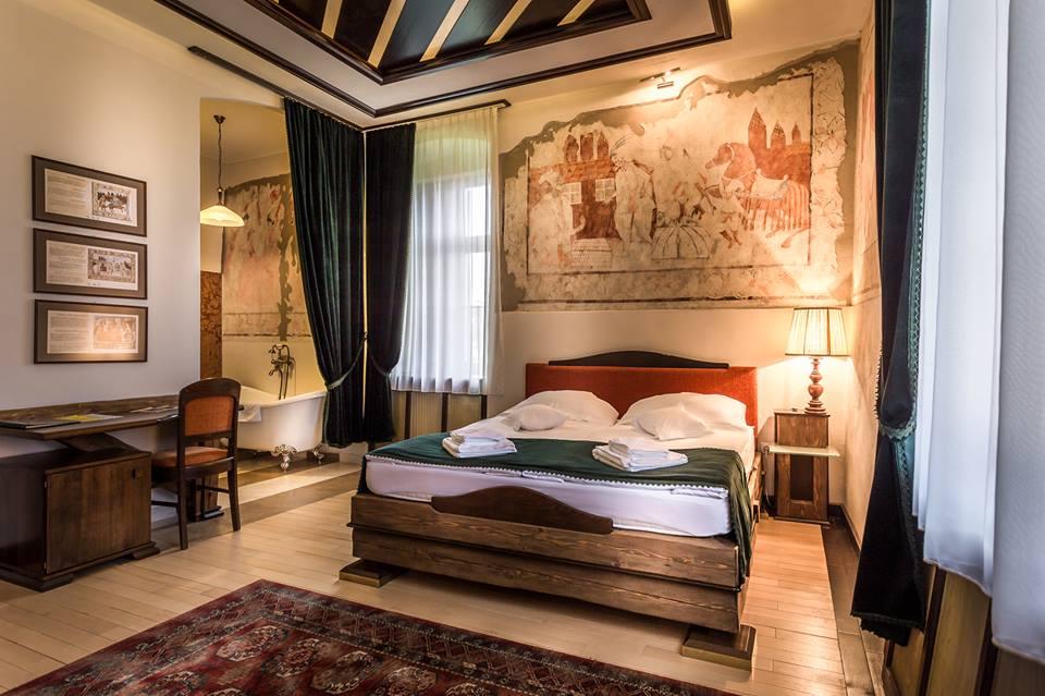 castel hotel daniel talisoara