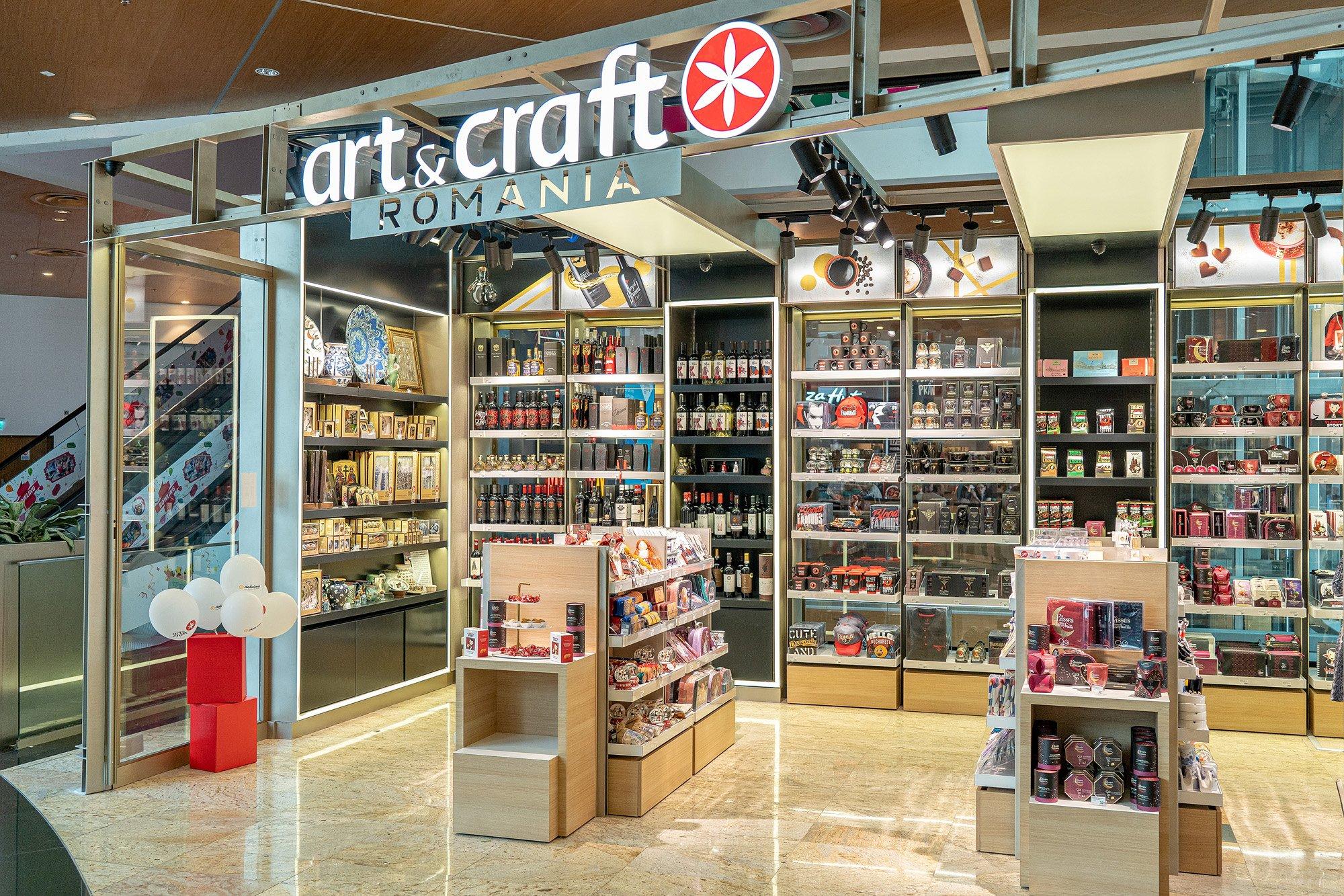 magazine art and craft