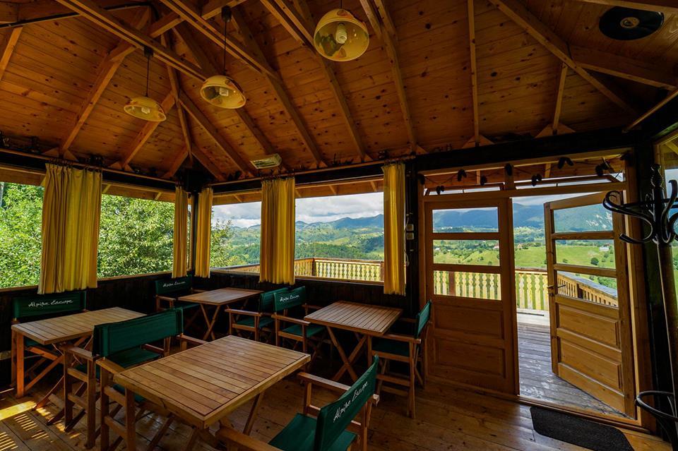 alpine escape studios