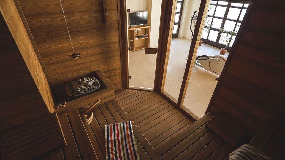 sauna conacul gaal