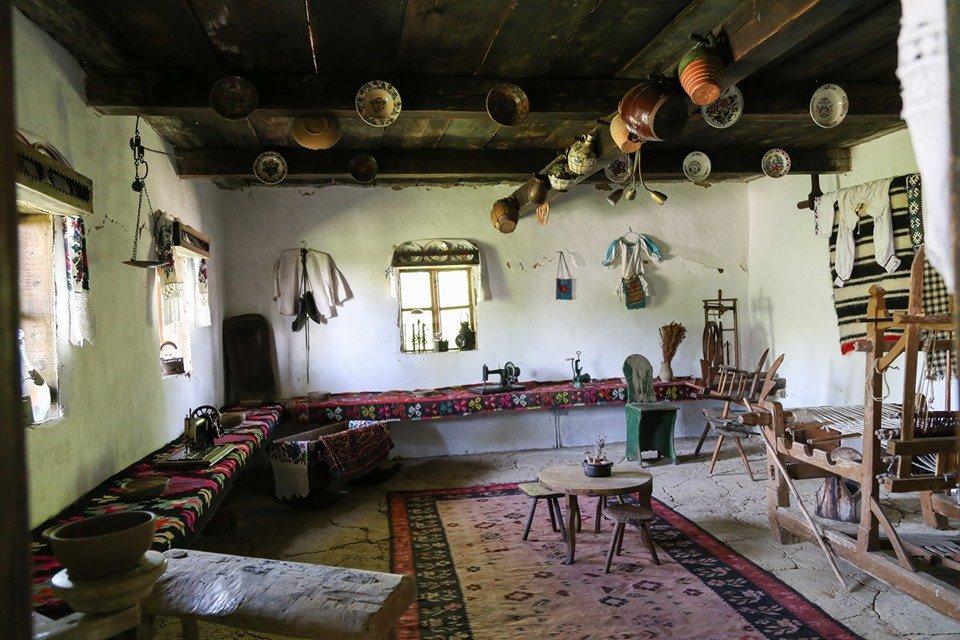 muzeul taranului snagov