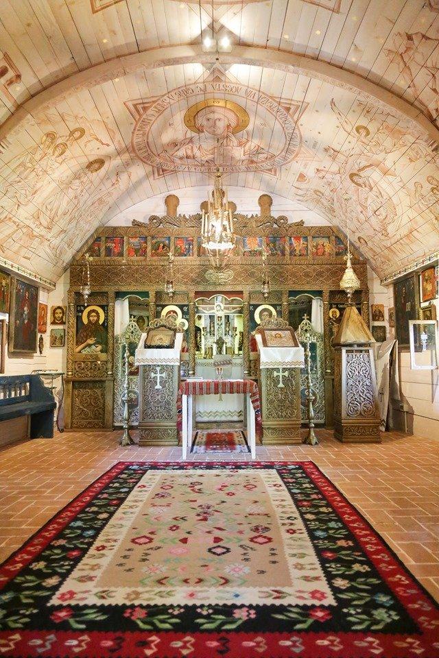manastire snagov