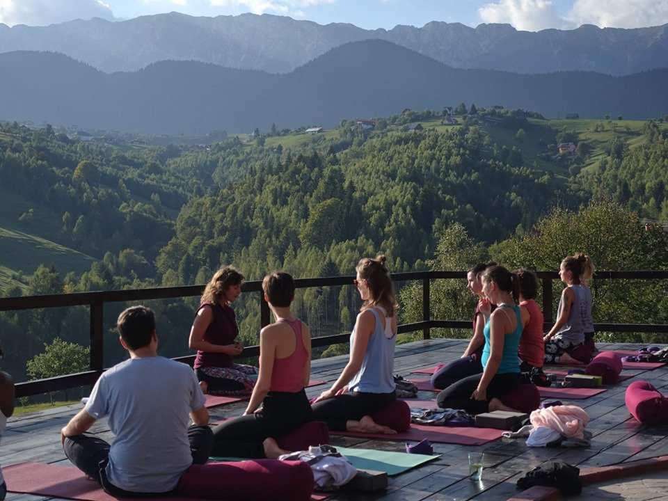 yoga transilvania