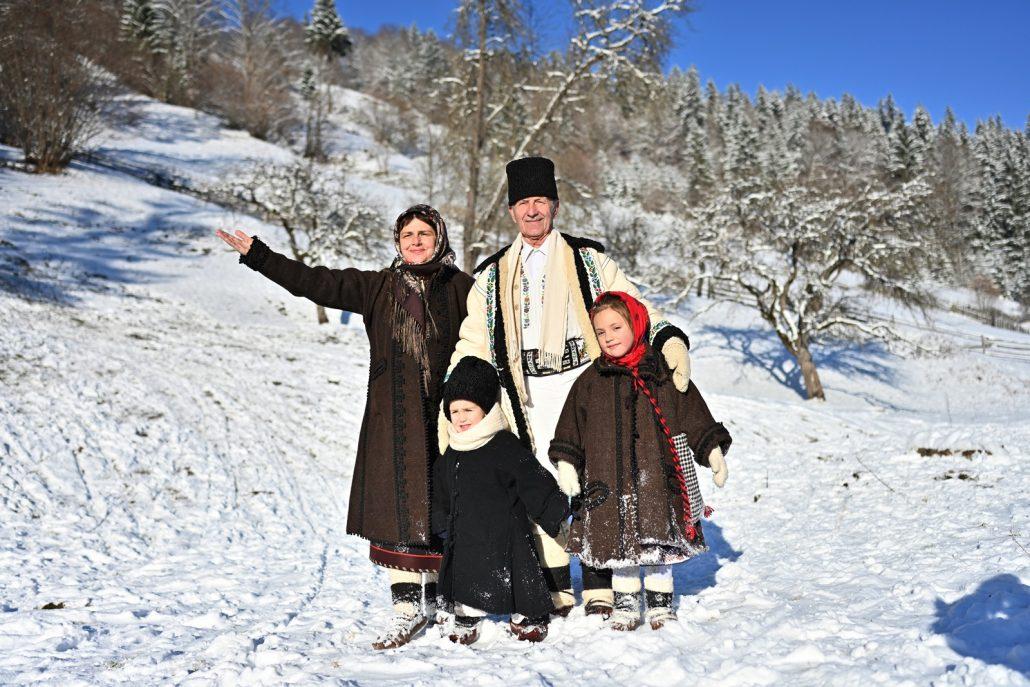 sarbatori iarna bucovina
